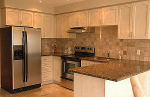 Markham Kitchen Reno for Home Flip