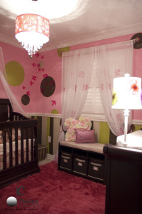 Markham Baby Girl's Room