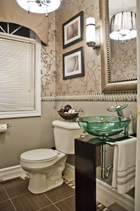 Brampton Powder Room