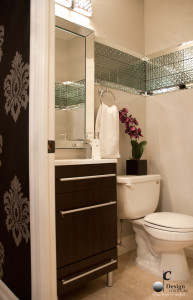 Mississauga Penthouse Powder Room