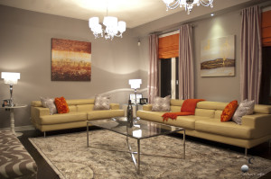 Markham Living Room