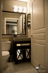 Mississauga Condo Bathroom Make Over